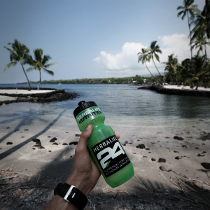 Herbalife 24 Cylinder at the Beach