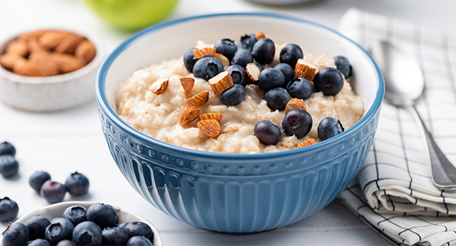 healthy oatmeal for kids